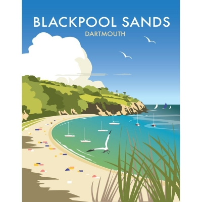Blackpool Sands, Dartmouth