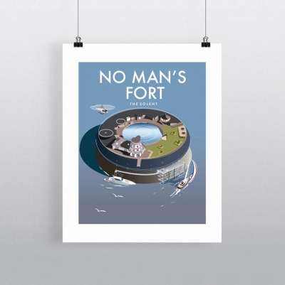 No Man's Fort