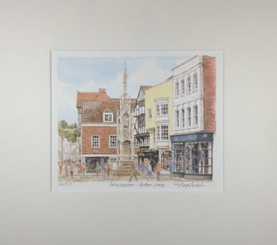 Buttercross, Winchester