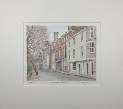College Street, Winchester
