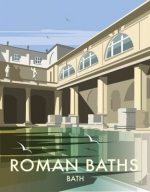 Bath, Roman Baths