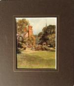 Hursley Vicarage, Hursley, Hampshire