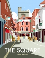 Winchester, The Square