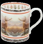 Red Stag mug